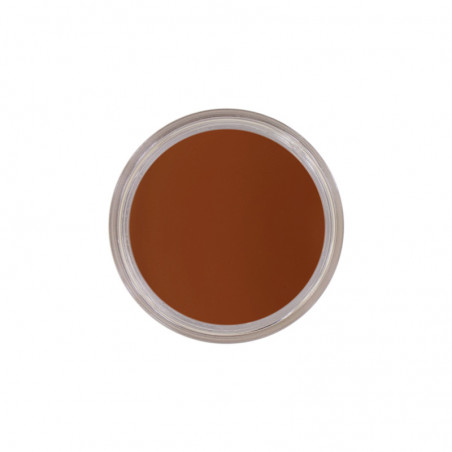 Cremeconcealer för mörk hy i nyansen Medium Orange.